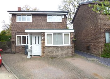 Thumbnail 4 bed detached house for sale in Northlands, Leyland