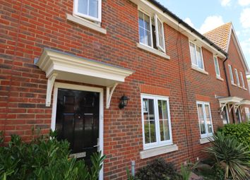 Thumbnail 3 bed terraced house to rent in Nelson Close, Redenhall, Harleston