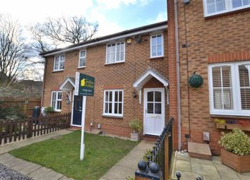 Thumbnail 2 bed terraced house for sale in Fairfield Way, Stevenage, Herts