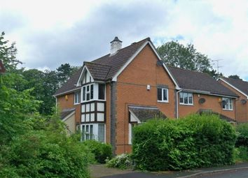Thumbnail 1 bedroom terraced house to rent in St. Thomas Close, Basingstoke