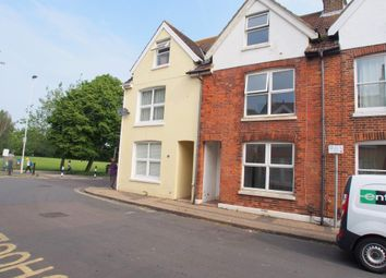 Thumbnail 3 bed terraced house to rent in Cobden Road, Worthing