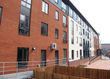Thumbnail 2 bed flat for sale in Bath Street, Derby
