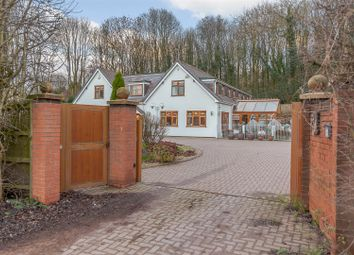Thumbnail 5 bed detached house for sale in Chester Road, Stonnall, Walsall