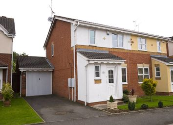 Thumbnail 3 bedroom semi-detached house for sale in Minton Road, Potters Green, Coventry, West Midlands