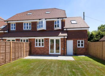 Thumbnail 4 bed end terrace house for sale in Smith Way, Headcorn, Ashford, Kent