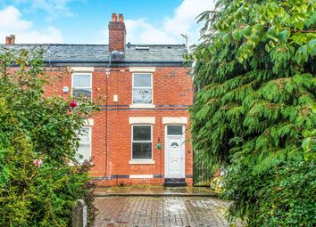 Thumbnail 3 bed terraced house for sale in Bury Street, Stockport
