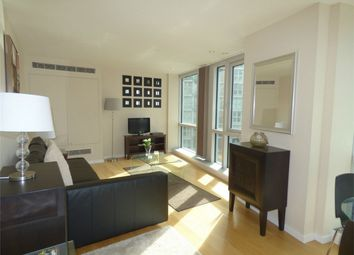 Thumbnail 1 bed flat to rent in Ontario Tower, 4 Fairmont Avenue, London