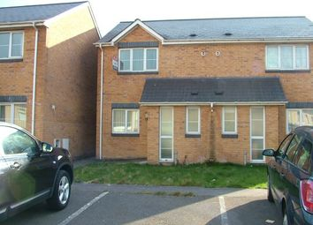 Thumbnail 2 bed semi-detached house to rent in Glenavon Street, Port Talbot