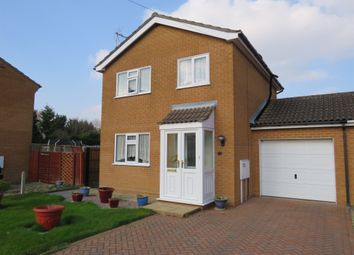 Thumbnail 2 bed link-detached house for sale in Fantail Close, Spalding