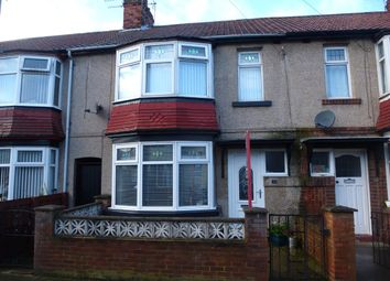 Thumbnail 3 bed terraced house for sale in Belmont Gardens, Hartlepool
