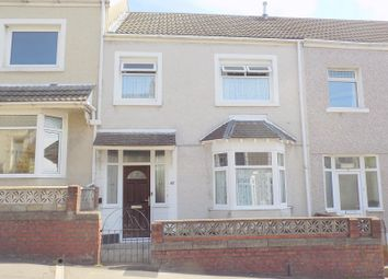 Thumbnail 3 bed terraced house for sale in Rhyddings Park Road, Uplands, Swansea