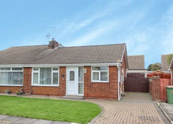 Thumbnail Bungalow for sale in Walworth Close, Redcar