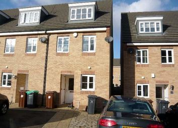 Thumbnail 3 bed property to rent in Eaton Way, Borehamwood