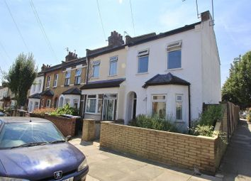 Thumbnail 3 bed end terrace house for sale in Woodlands Road, Enfield