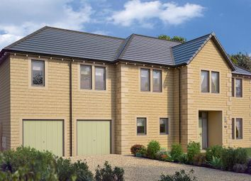 "Thumbnail 5 bed property for sale in ""The Marsham"" at Wharfedale Avenue, Menston, Ilkley"