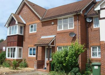Thumbnail 2 bed terraced house to rent in Barnsbury Gardens, Newport Pagnell, Buckinghamshire