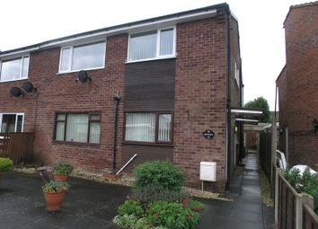 Thumbnail 3 bedroom flat for sale in Leafield Gardens, Halesowen
