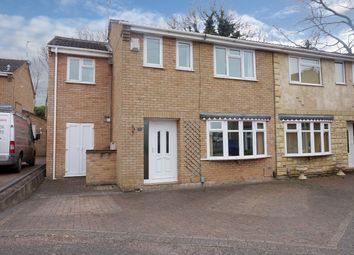 Thumbnail 5 bedroom semi-detached house for sale in Dalton Road, Bedworth