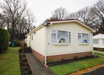 Thumbnail 2 bedroom detached house for sale in Gladelands Park, Ringwood Road, Ferndown