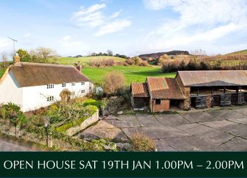 Thumbnail 4 bed detached house for sale in Northmostown, Colaton Raleigh, Sidmouth