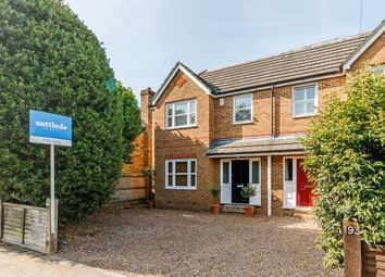 Thumbnail 4 bed semi-detached house for sale in Hanworth Road, Hampton, Middlesex