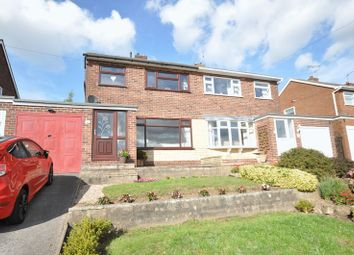 Thumbnail 3 bed semi-detached house for sale in Charnwood Road, Horninglow, Burton-On-Trent
