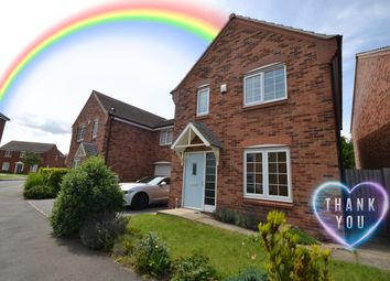 Thumbnail 4 bed link-detached house to rent in Axmouth Drive, Mapperley, Nottingham