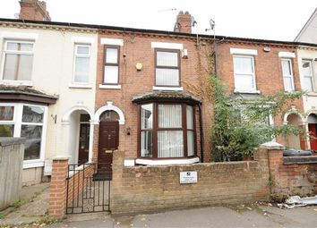Thumbnail 2 bed terraced house for sale in Stanley Road, Wellingborough