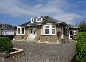 Thumbnail 6 bed detached bungalow for sale in Round Riding Road, Dumbarton