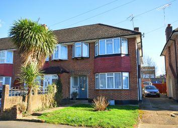 Sussex Gardens, Chessington, Surrey. KT9. 3 bed end terrace house for sale