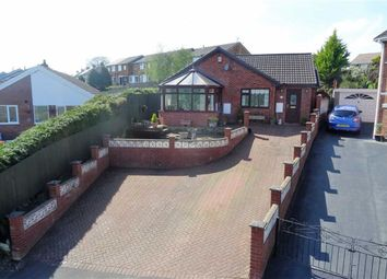 Thumbnail 4 bed bungalow for sale in 48, Bryn Glas, Welshpool, Powys