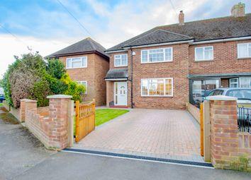 Thumbnail 3 bedroom semi-detached house for sale in Colenorton Crescent, Eton Wick, Windsor