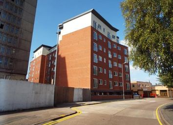 Thumbnail 1 bed flat for sale in Crecy Court, 10 Lower Lee Street, Leicester, Leicestershire