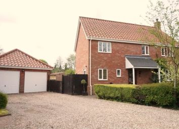 Thumbnail 4 bed detached house for sale in Old Orchard, Stowmarket