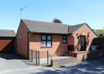 Thumbnail 2 bed bungalow for sale in Charlotte Close, Newark