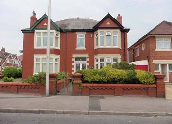 Thumbnail 3 bed semi-detached house for sale in Knowle Avenue, Blackpool