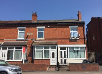 Thumbnail 2 bed terraced house to rent in Mansfield Road, Yardley, Birmingham, West Midlands