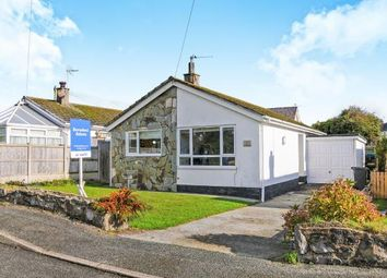 Thumbnail 2 bed bungalow for sale in Rhosffordd Estate, Moelfre, Anglesey, North Wales
