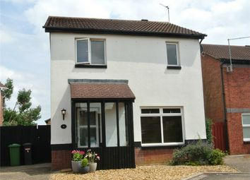 Thumbnail 3 bed detached house for sale in Middle Pasture, Werrington, Peterborough, Cambridgeshire