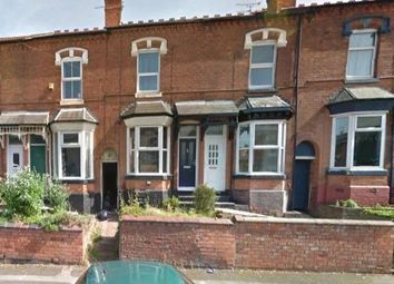 Thumbnail 2 bedroom terraced house to rent in Ashley Road, Erdington, Birmingham