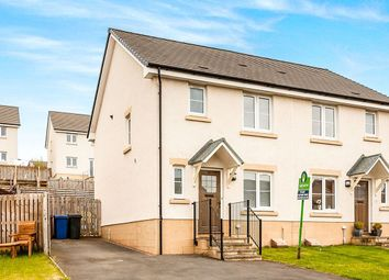 Thumbnail 3 bed semi-detached house to rent in Easter Langside Crescent, Dalkeith