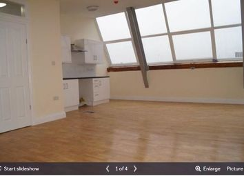 Thumbnail Studio to rent in Tavistock Road, London