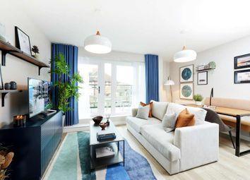 "Thumbnail 1 bed flat for sale in ""Plot 45"" at White Hart Lane, London"