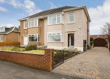 Thumbnail 3 bed semi-detached house for sale in Kethers Street, Motherwell, North Lanarkshire