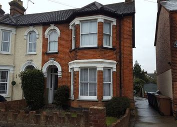 Thumbnail 5 bedroom semi-detached house to rent in Hatfield Road, Ipswich