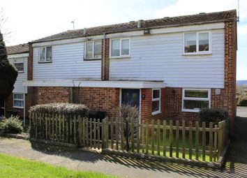Thumbnail 3 bed end terrace house for sale in Foxglove Road, Eastbourne