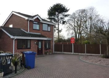 Thumbnail 3 bedroom detached house to rent in Ravens Way, Burton-On-Trent