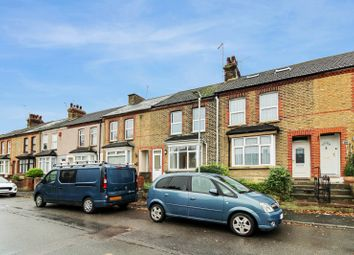 Thumbnail 3 bed terraced house to rent in Manor Road, Swanscombe, Kent