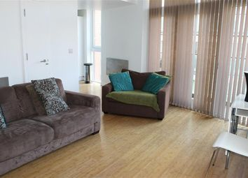 Thumbnail 1 bed flat to rent in New York Apartments, Cross York Street, Leeds