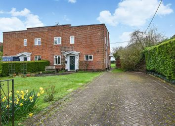Thumbnail 3 bed semi-detached house for sale in Stanbury Road, Thruxton, Andover